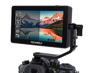 "Монитор Feelworld F6 Plus 5.5"" touchscreen 4K HDMI 3D-LUT"