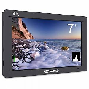"Монитор Feelworld FW703 7"" IPS 4K 3G-SDI"