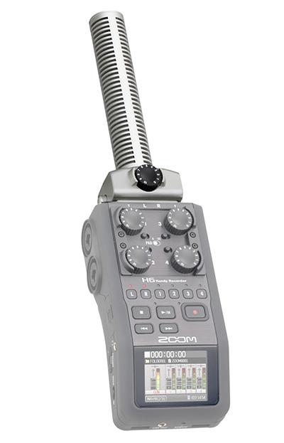 Направленный микрофон пушка Zoom SGH-6