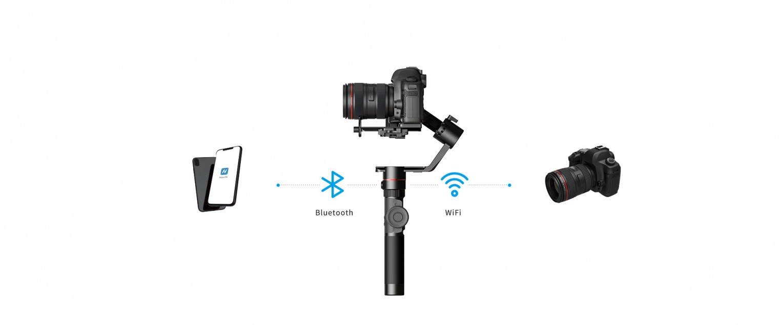 feiyu ak Stabilizer wifi bluetooth