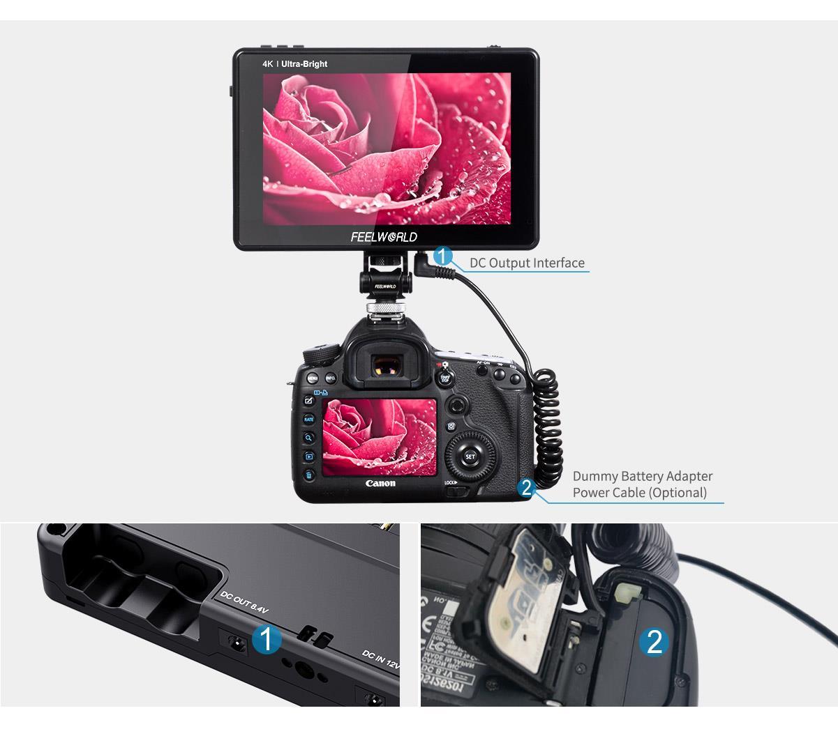 Питание камеры