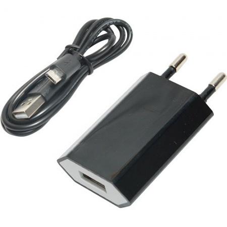 Зарядное Устройство LP-E6 USB с адаптером для Canon 5D II, 5D III, 5D IV, 5Ds (r), 7D, 7D II, 60D, 6D, 70D, 80D, EOS R