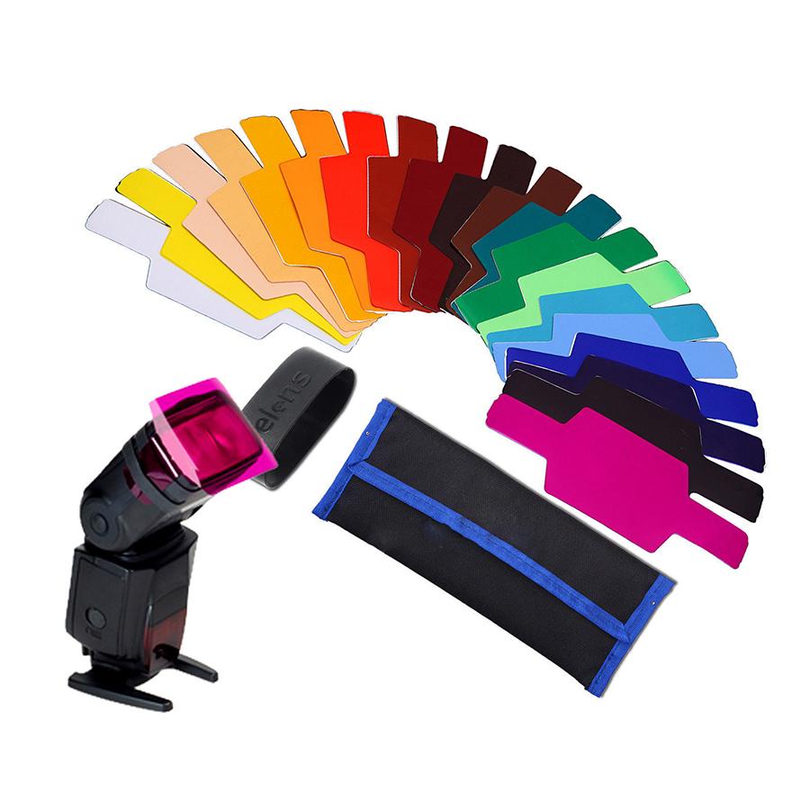 Цветной фильтр для вспышки