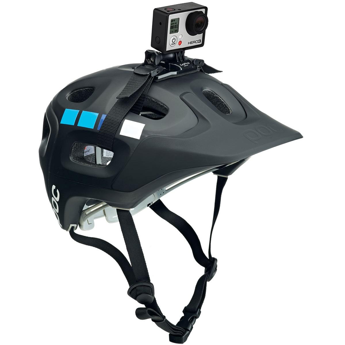 Крепление камеры на шлем